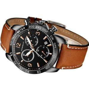 hemsut hulk mens luxury watch