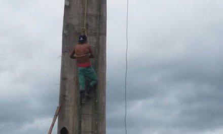 Puente Eccehomo en Támara tomará dos meses más en reparación