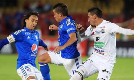 Millonarios no pudo con Once Caldas en El Campín: empataron 1-1