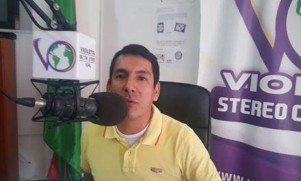 #EnAudio Wilson Acosta invita al primer diplomado para terapeutas en drogodependencia