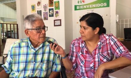 La visita, con Ricardo Olivera