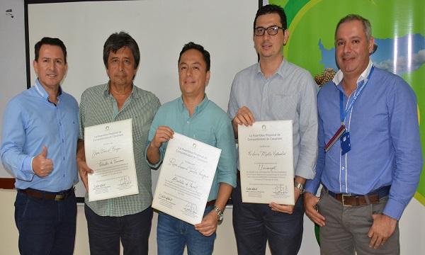 Alcalde de Yopal fue elegido como presidente de la Comisión Regional de Competitividad de Casanare.