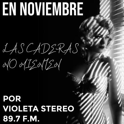 Banner Pagina Web Las Caderas no mienten
