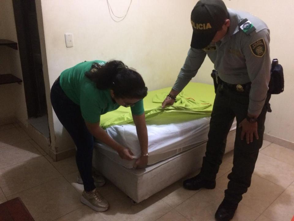 Control de establecimientos de alojamiento y hospedaje con personal de la administración municipal salubridad y riesgo laborales