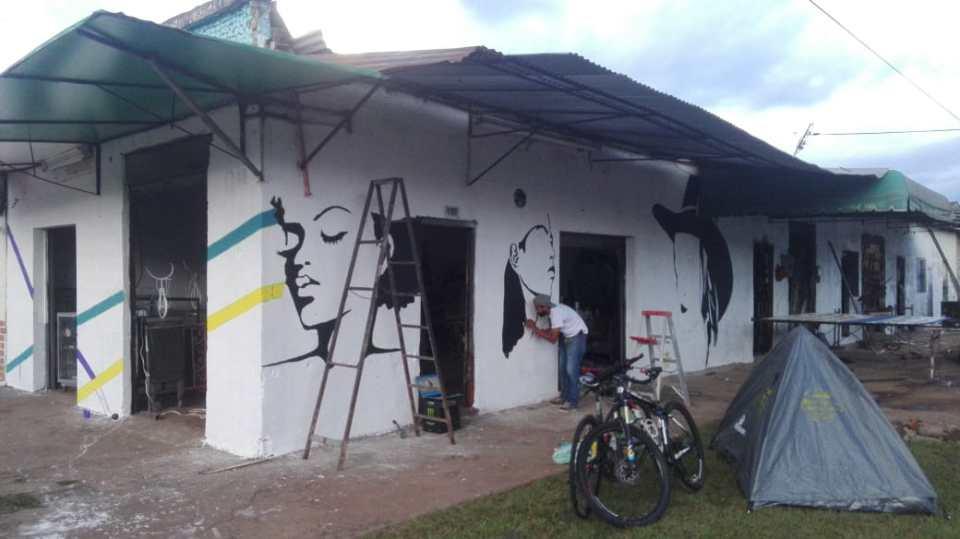 Los Amigos de la Montaña se suman a la recuperación y embellecimiento de la Carrera 21 de la Ciudad de Yopal.