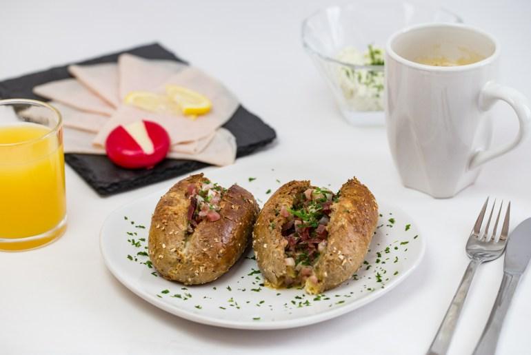 Rezept: Egg & Bacon Boats