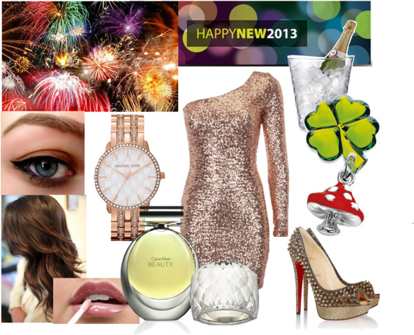 New Years Outfit Idea