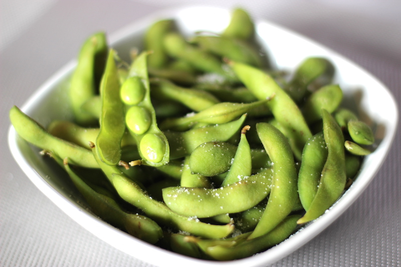 Edamame - Healthy Snack Addiction