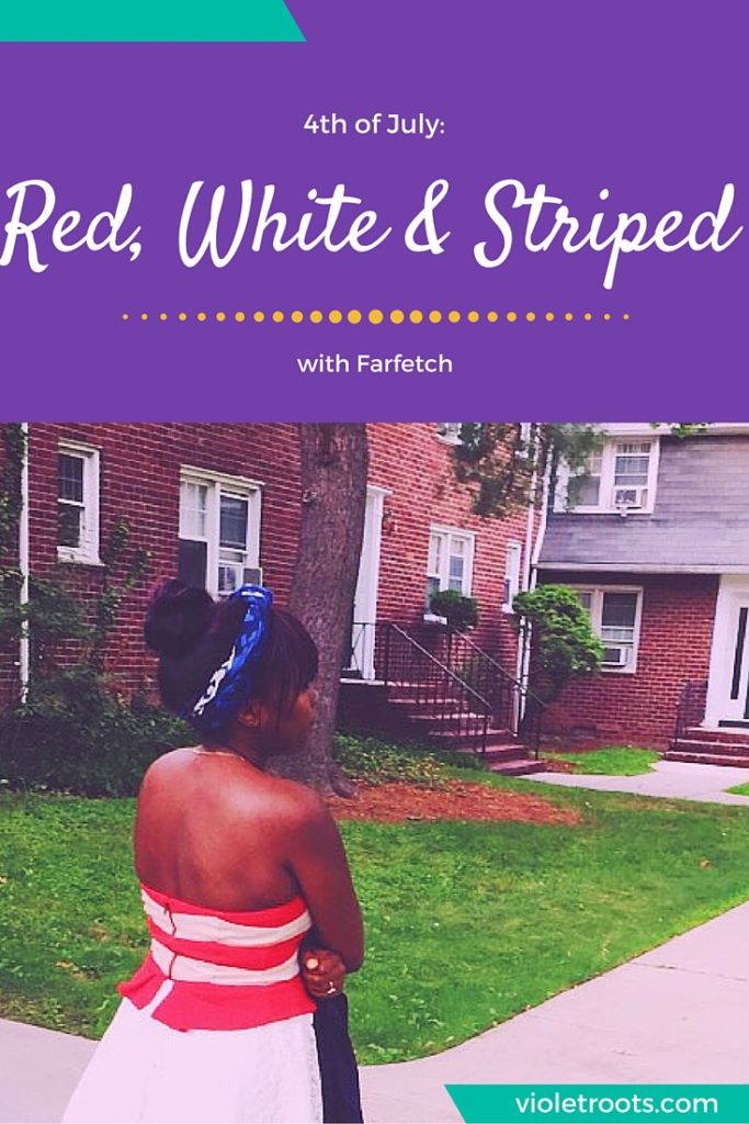 Red White & Striped: 4th of July Style with FarFetch