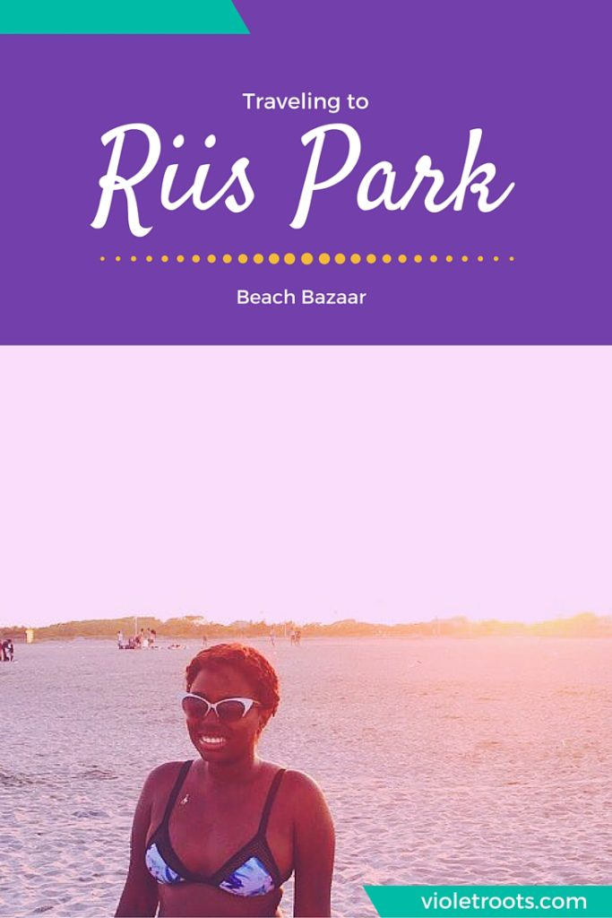 Riis Park Beach Bazaar - A review of what to expect.