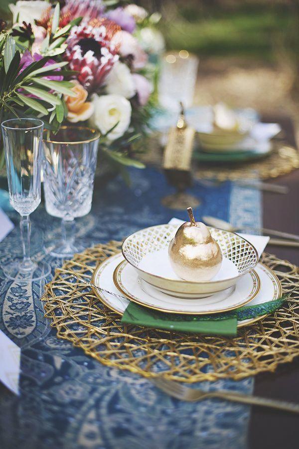 Weddings: A Killer Tablescape 3