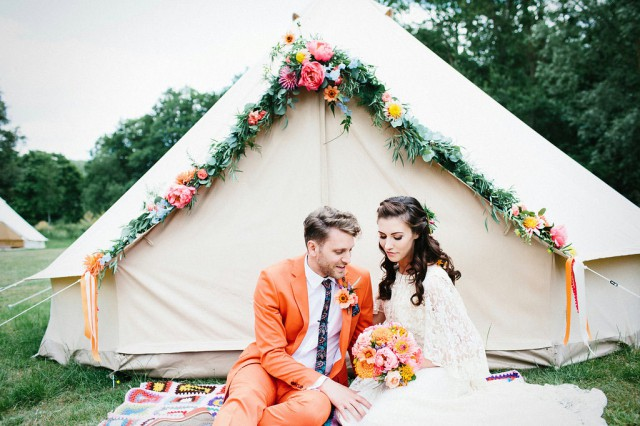 Weddings: Rock n Roll Bride