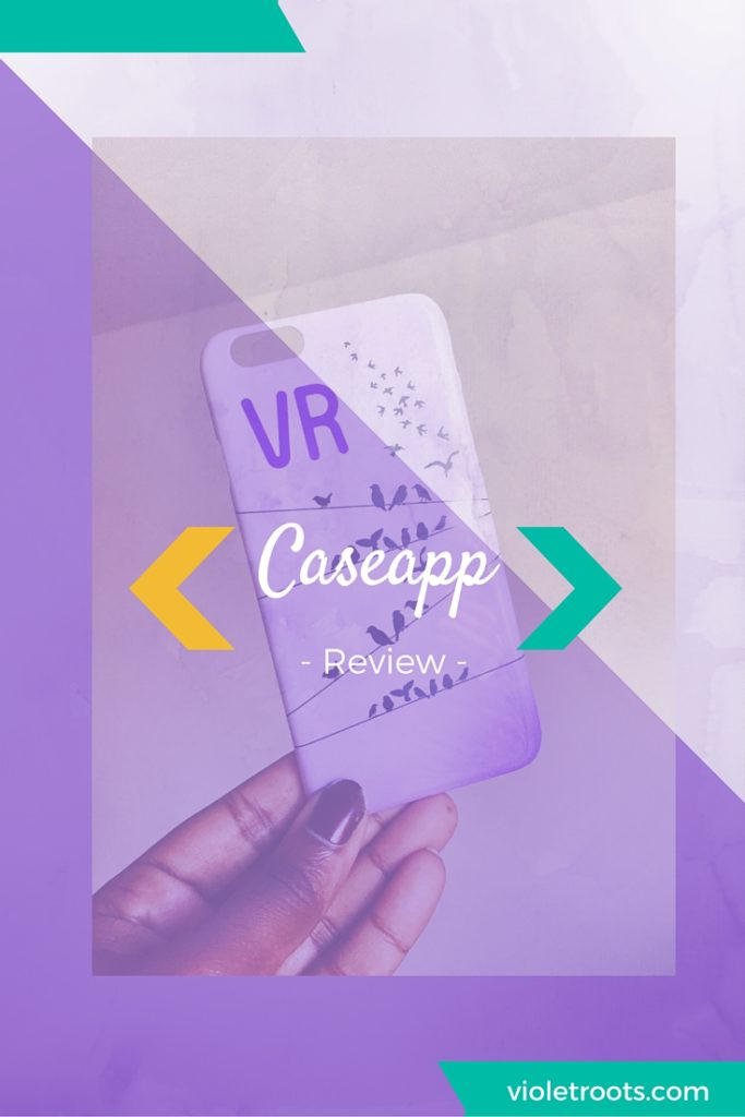 Violet Roots x Caseapp - click through to check out everything you need to know about custom iPhone cases with Caseapp.