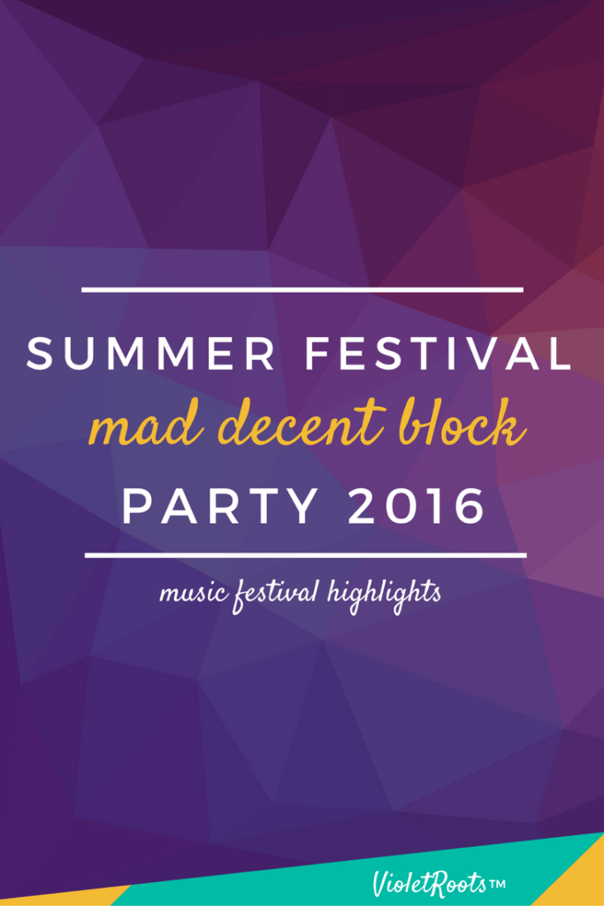 Mad Decent Block Party 2016 - The Mad Decent Block Party 2016 blew through Brooklyn after a 2-day run during the festival's tour across major cities. Check out festival highlights today!
