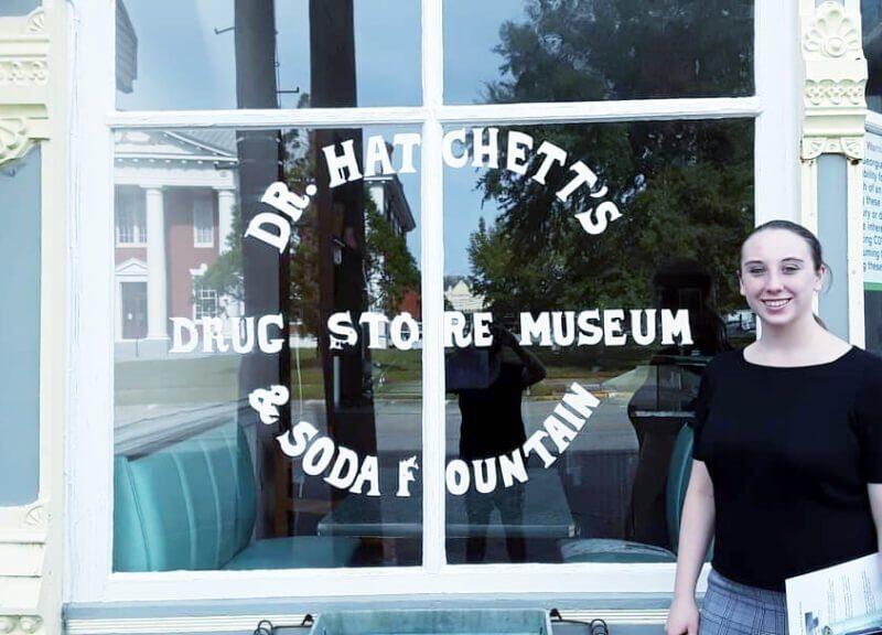 Dr Hatchetts Drug Store Lumpkin Georgia