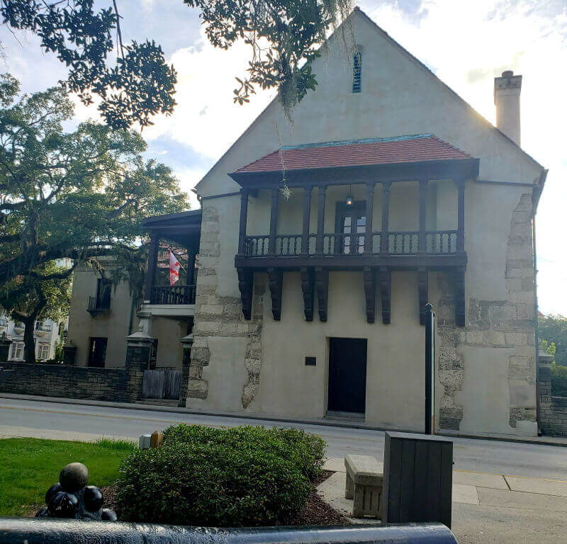 Governors House, St. Augustine, Florida