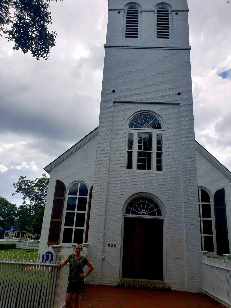 Old Christ Church, Pensacola, Florida
