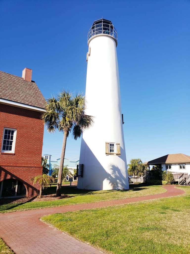 St. George Island Lighthouse, St. George Island, Florida
