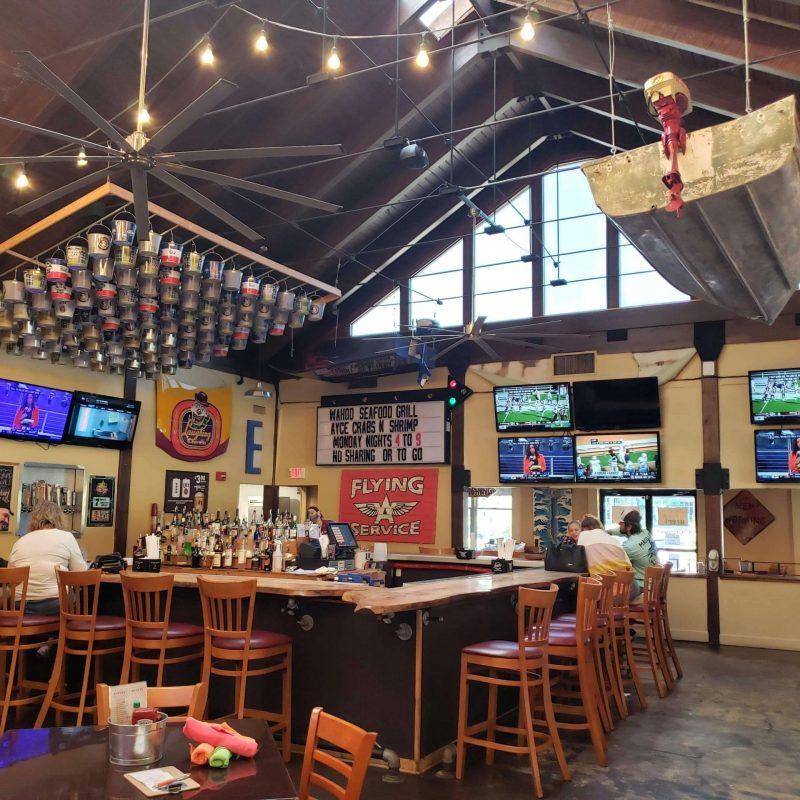 Wahoo Seafood Grill, Tallahassee, Florida