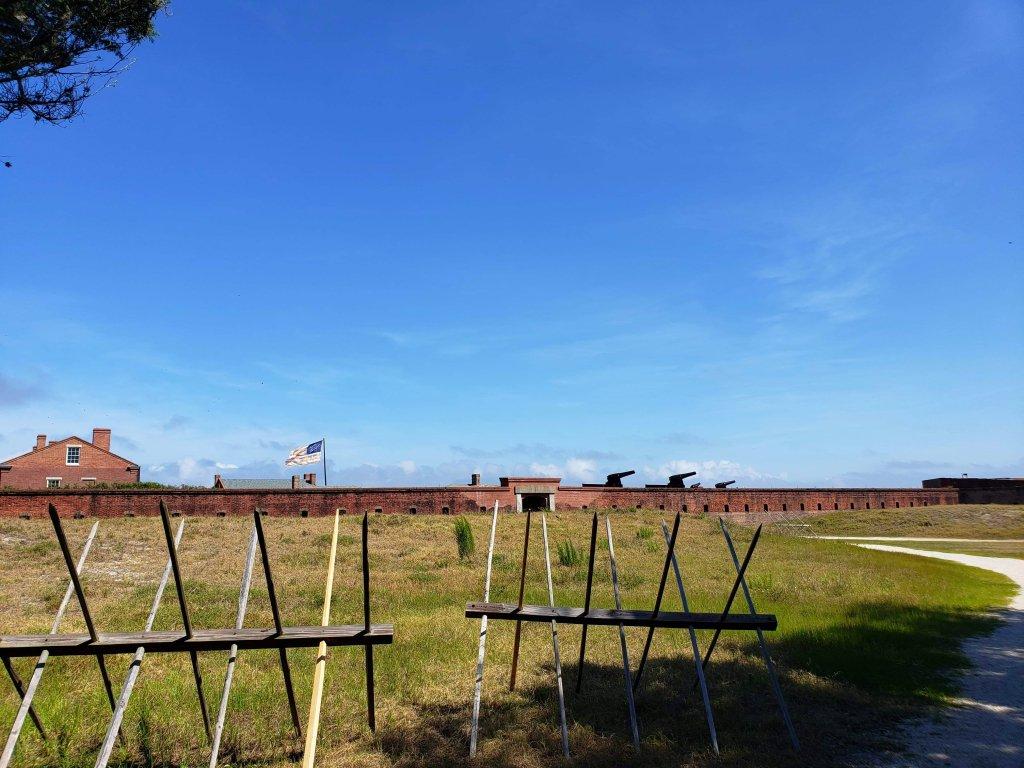 Fort Clinch, Fernandina Beach, Florida