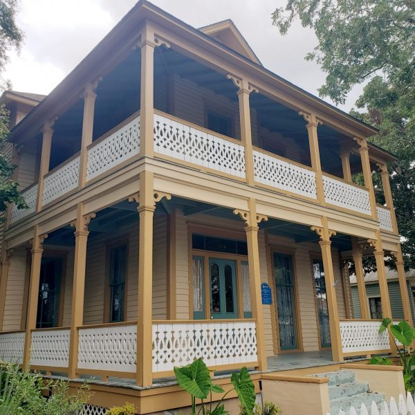 The Lear-Rocheblave House