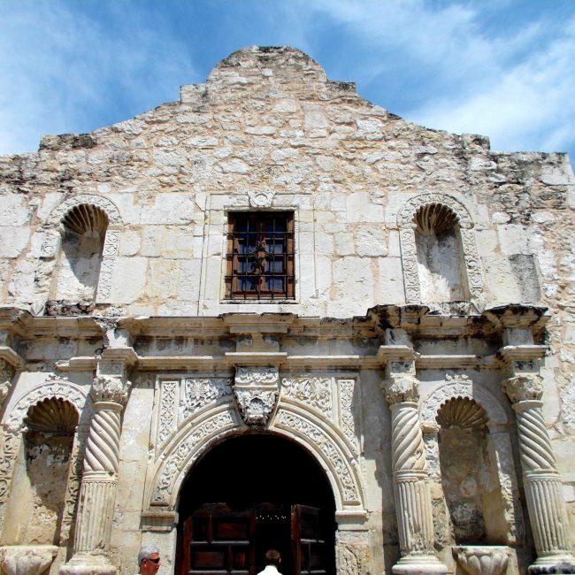 The Alamo Mission, San Antonio, Texas