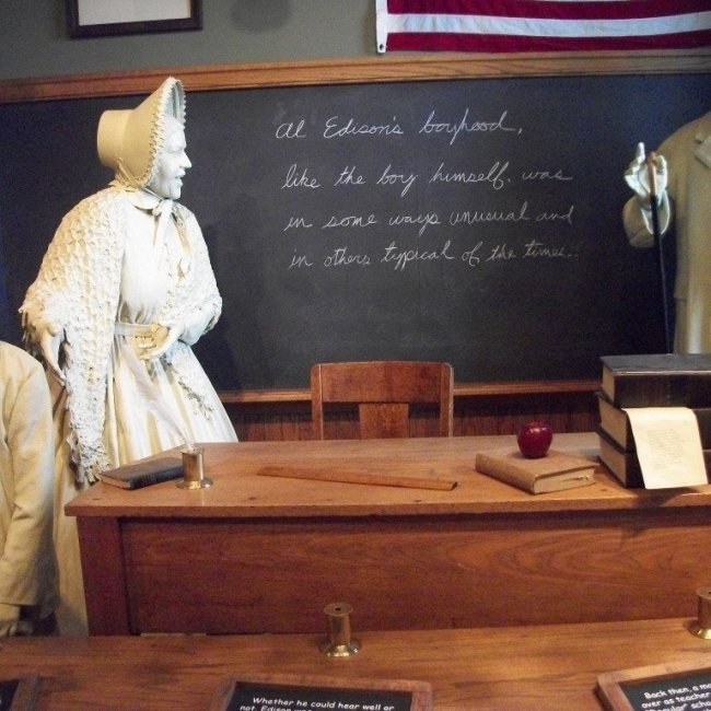 Thomas Edison Depot Museum, Port Huron, Michigan