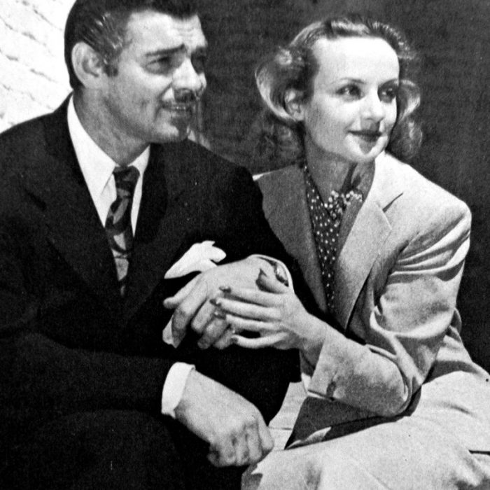 Clark Gable and Carole Lombard (Photo Credit: Wikipedia)