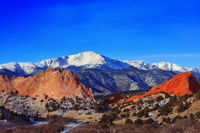 Pikes Peak, Colorado (Photo Credit: Pixabay)