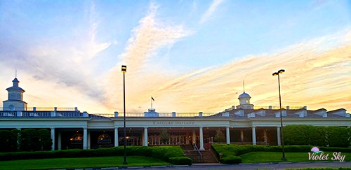 Gaylord Opryland Resort and Convention Center, Nashville, Tennessee (Photo Credit: Violet Sky)
