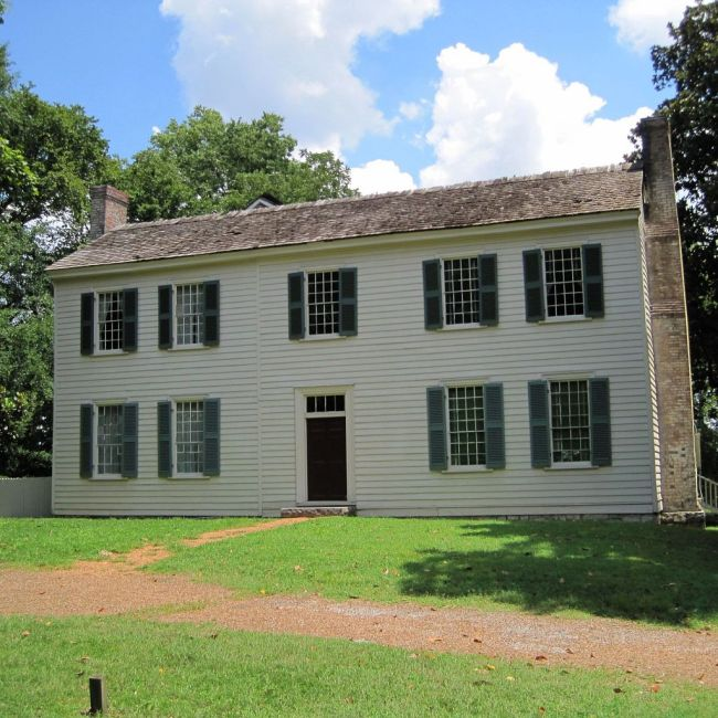 Historic Travellers Rest, Nashville, Tennessee (Photo Credit: Wikipedia)