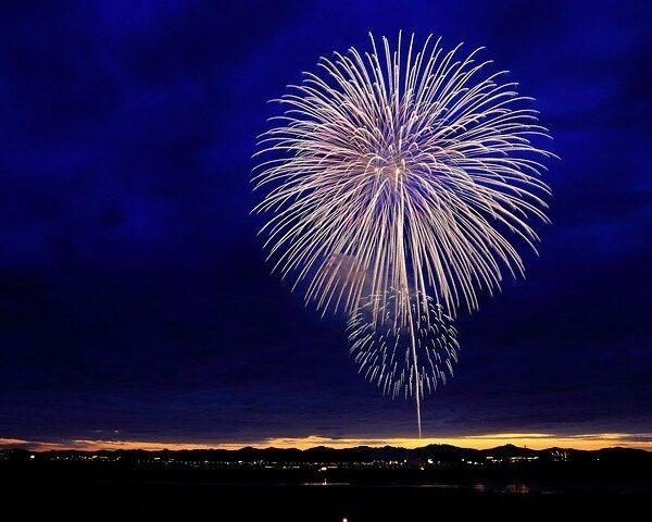 Fireworks (Photo Credit: Pixabay)