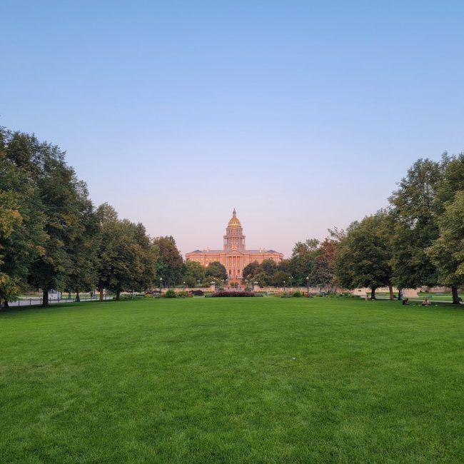 Colorado Capitol Building, Denver, Colorado (Photo Credit: Violet Sky)