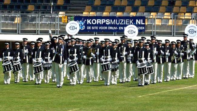 Chr. Showkorps Excelsior uit Delft