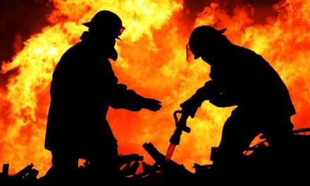 Снощи велинградските пожарникари са гасили пожар в къща, намираща се в курортния град