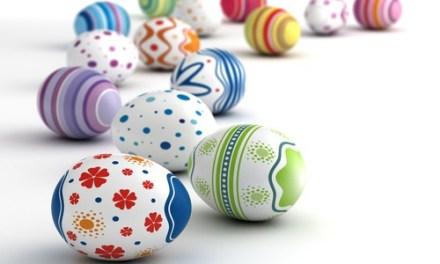 """Изложба на """"Великденски яйца от България- минало и настояще"""""""