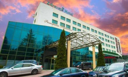 """Македонски медии отличиха спа хотел """"Здравец"""" като атрактивно място за почивка във Велинград"""