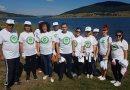 """5566 доброволци от облст Пазарджик събраха 157 тона и 540 кг. отпадъци в деня на кампанията """"Да изчистим България заедно"""" 2018г."""