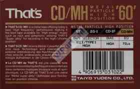 tonar-3794-thats-cd-mh-60-rear