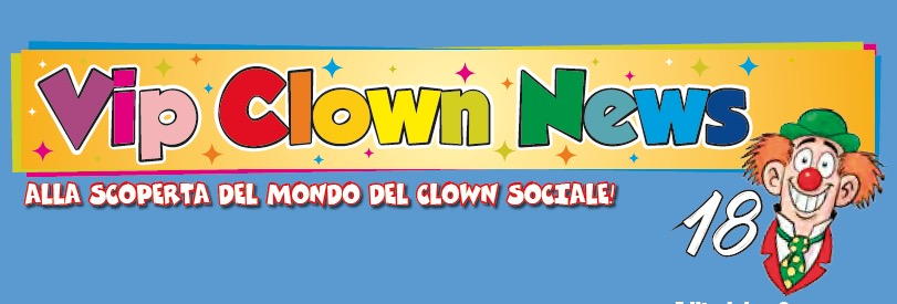 copertina Vip Clown News n.18
