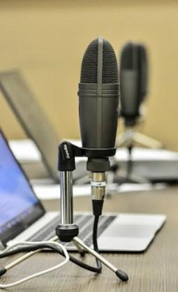 A DTM mikrofonjai