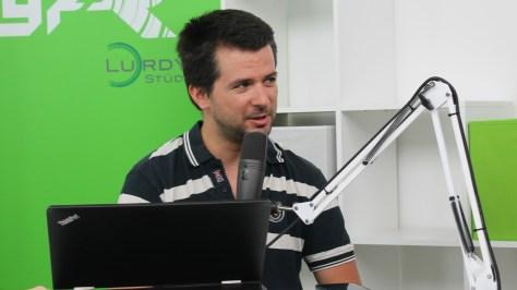 Szalay Dániel. Fotó: Nemes Cilla