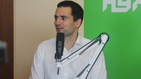 Varga Zsigmond, a SAP magyarországi üzletfejlesztési szakértője a DTM-ben