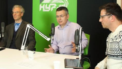 Bódi Zoltán, Szilágyi Árpád és Justin Viktor