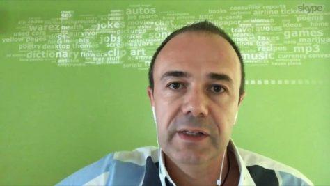 Kurucz Imre, az NRC kutatási igazgatója