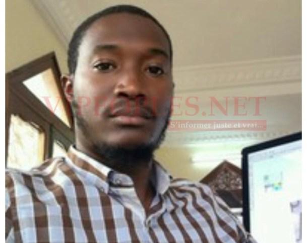 Voici le fameux entrepreneur escroc Aly Doucoure fils du ministre Thiéwo Cissé Doucouré