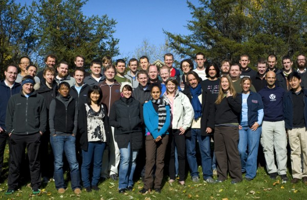 Automatticians In Quebec, October 2009