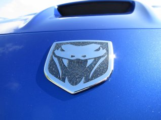One of the coolest car badges
