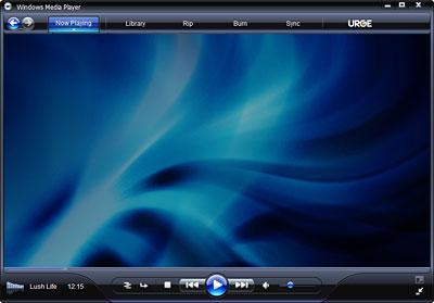 Windows Media Player 11 Beta
