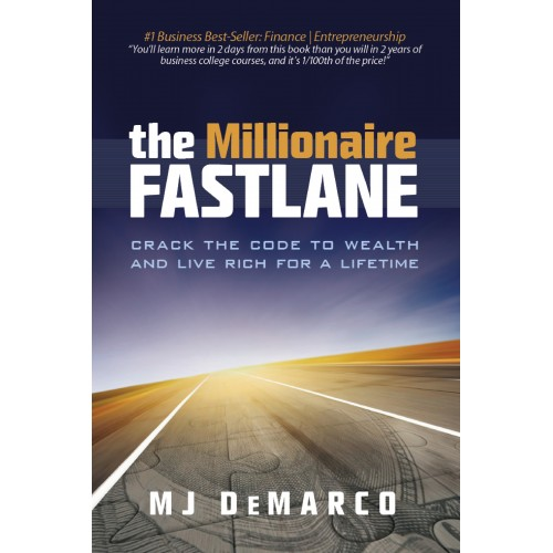 Image result for the millionaire fastlane cover
